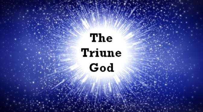 The Triune God, part 1