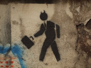 Graffiti___Evil_Businessman_by_tmfNeurodancer