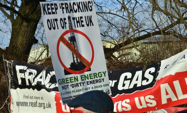 Should Christians be anti-fracking?